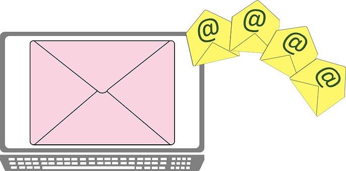 Que signifie un avis confidentiel d'un courriel ?