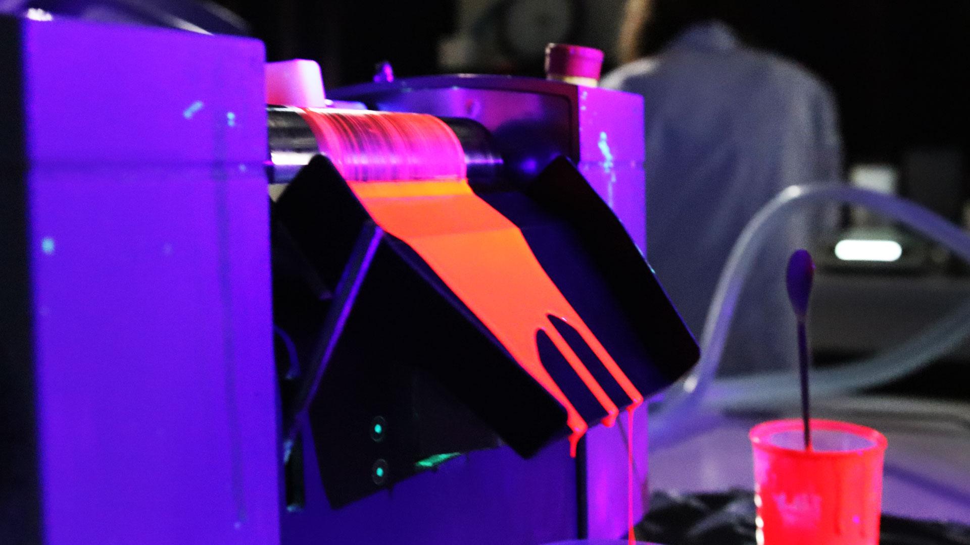 Laisser libre cours à votre imagination avec les peintures fluorescentes